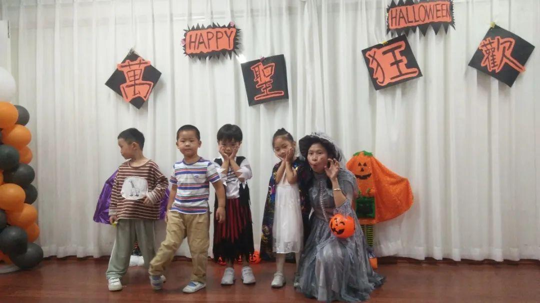 Happy Halloween | PIOK萌宝耍宝讨糖,嗨翻全场