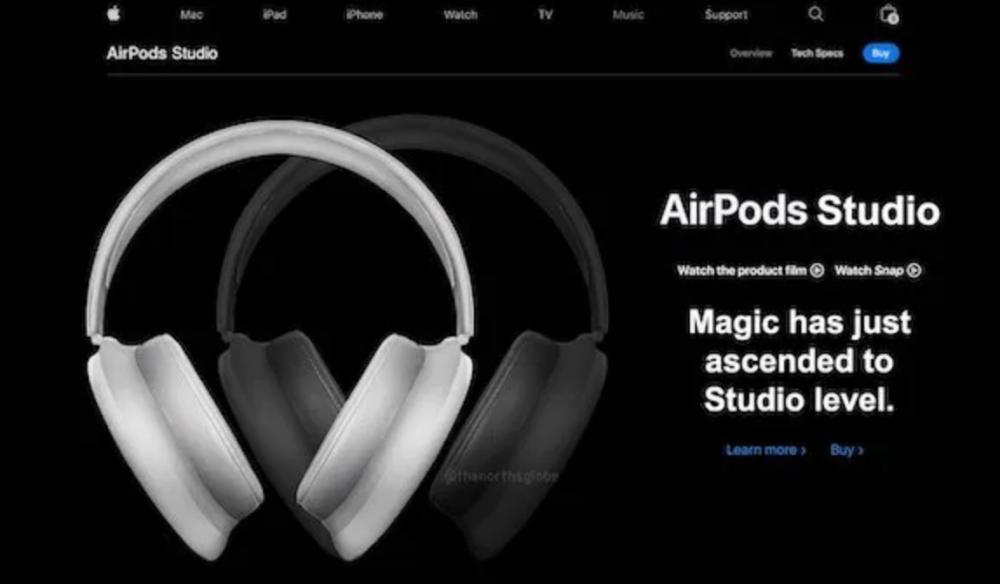 传苹果将在下周发布头戴式耳机,售价2400元左右-第1张图片-IT新视野
