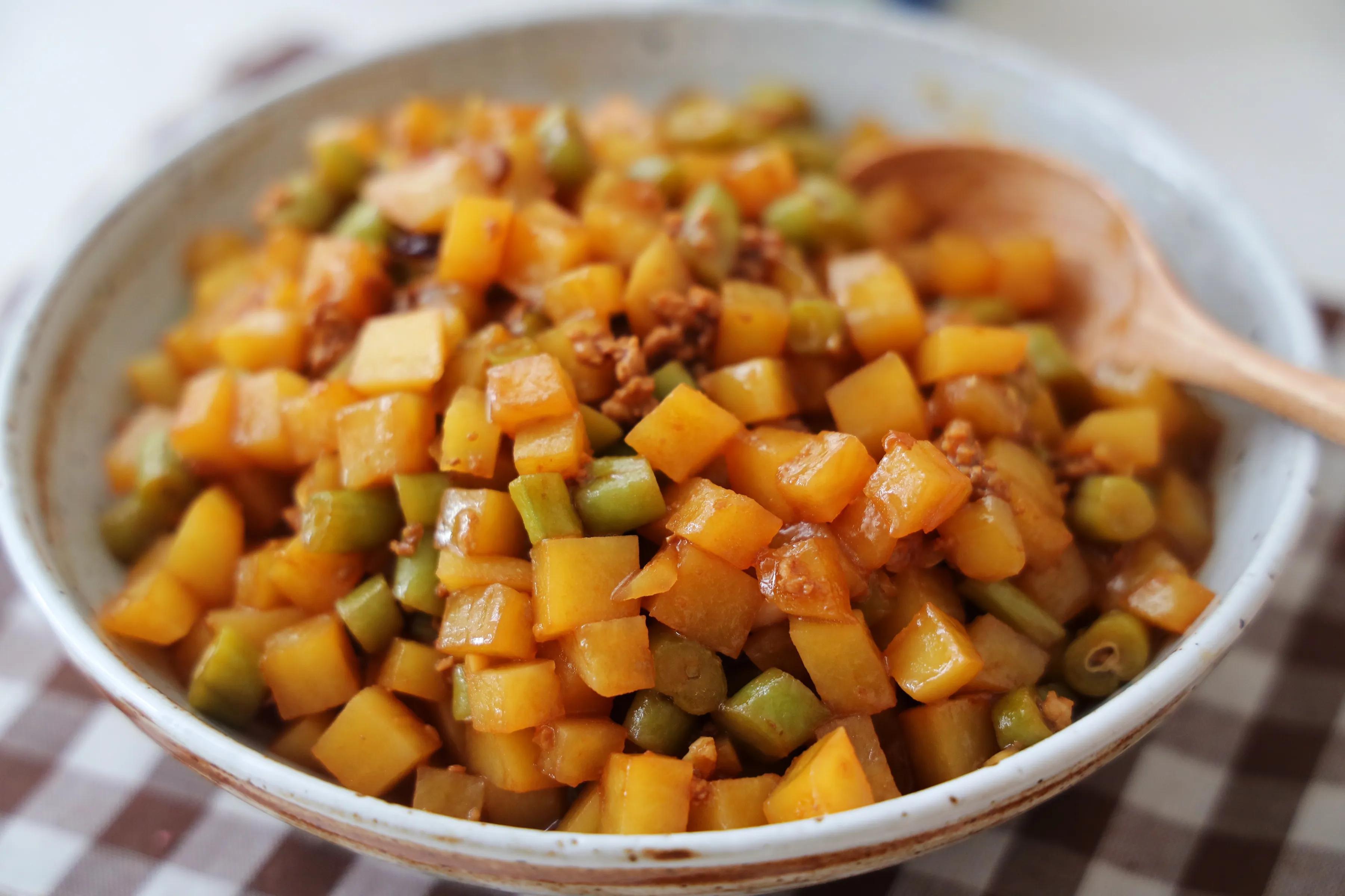 夏天就愛吃這樣的下飯菜,簡單好做,醬香濃郁,吃多少次都不膩