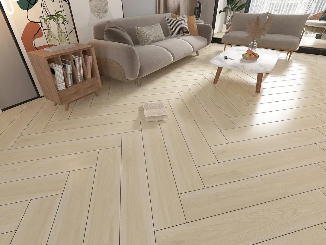 """木纹砖:原生质感,怎么铺都赏心悦""""木"""""""