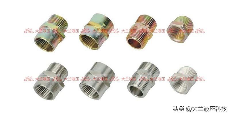 液壓系統管接頭的安裝標準