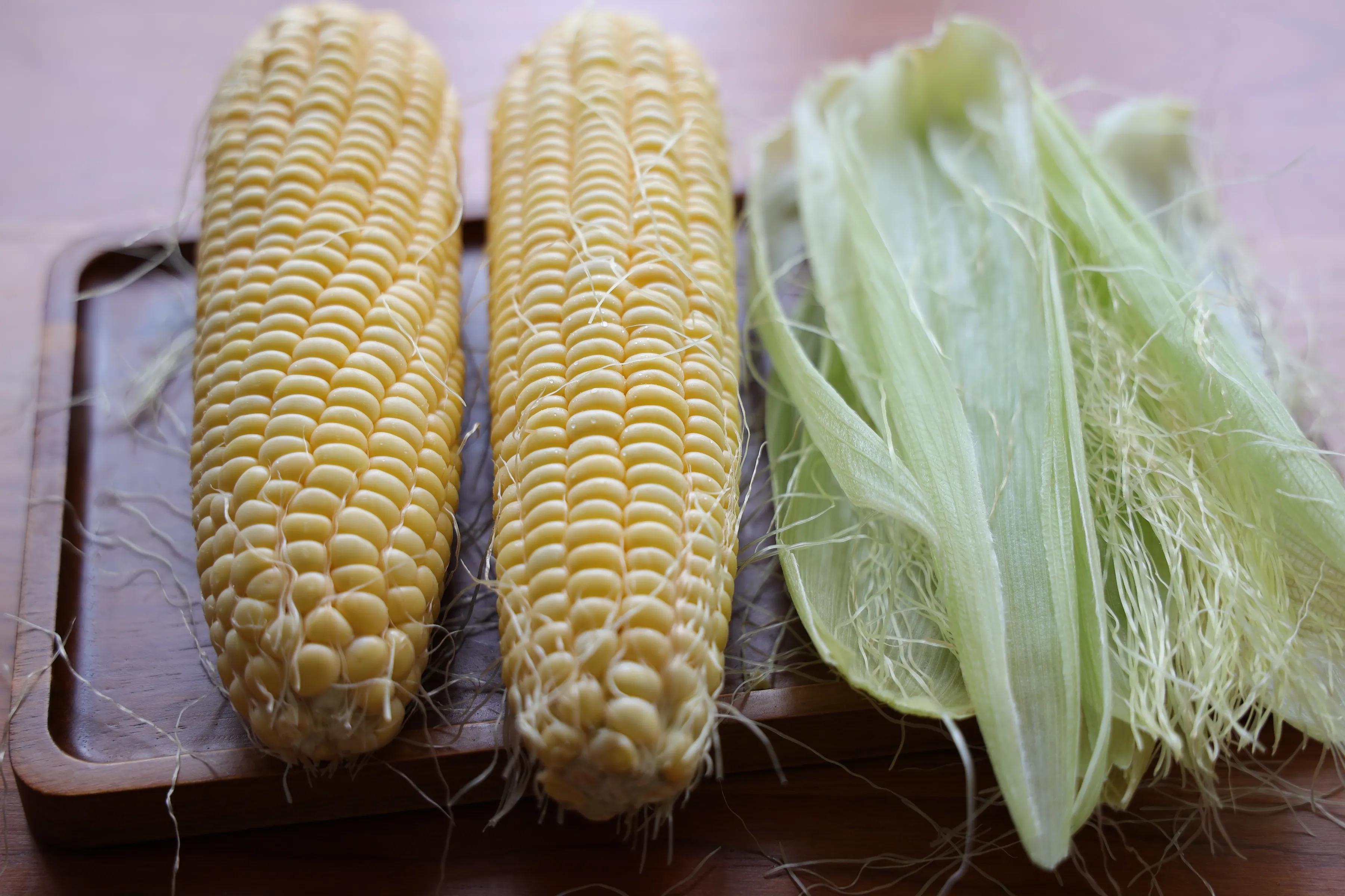 秋天一定要试试玉米这个吃法,香甜软糯,当早餐又当零食,超简单
