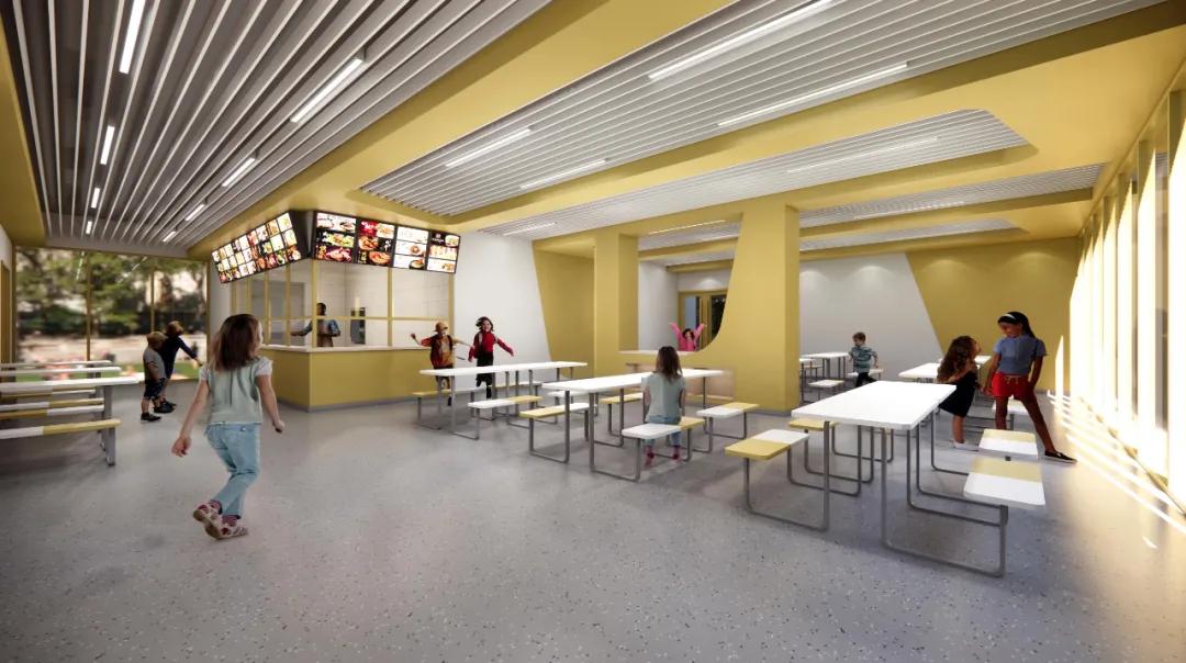成都市邛崃特殊教育学校改扩建项目方案创作