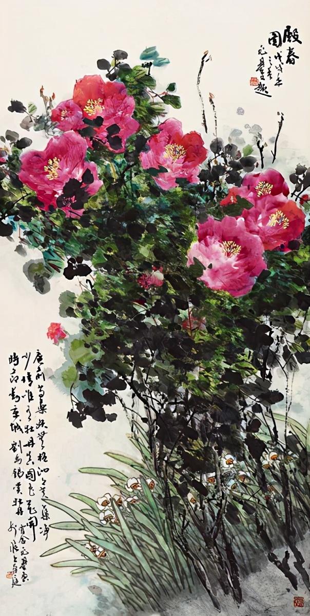 """到上海市文史馆""""铭心""""展,重温顾振乐诗书画印""""四全""""的艺术境界"""