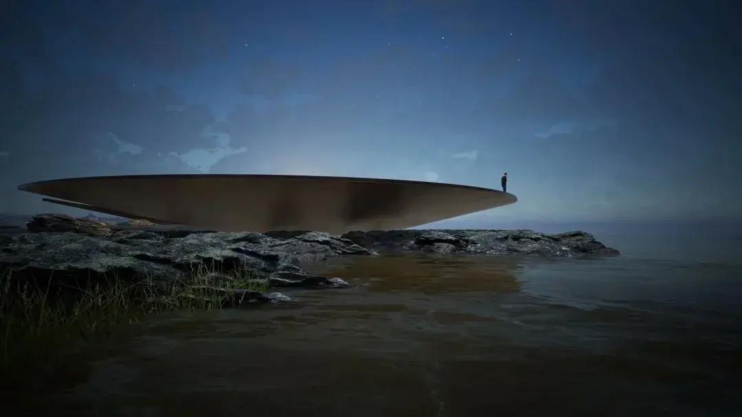"""世界上首座大型""""新冠""""受害者纪念碑"""