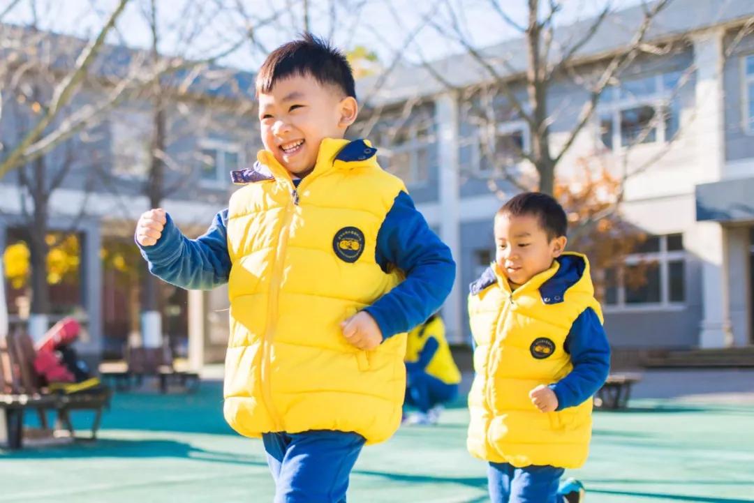 孩子坚持冬季运动,好处远比想象的更多