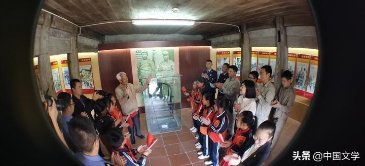 福建省首个党团共建红色拓展训练基地在永春县福鼎村正式启动