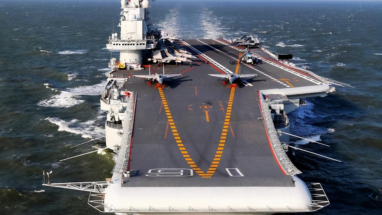 贺鹏飞:辽宁舰是中华民族唯一的机会,如错过我不会原谅自己