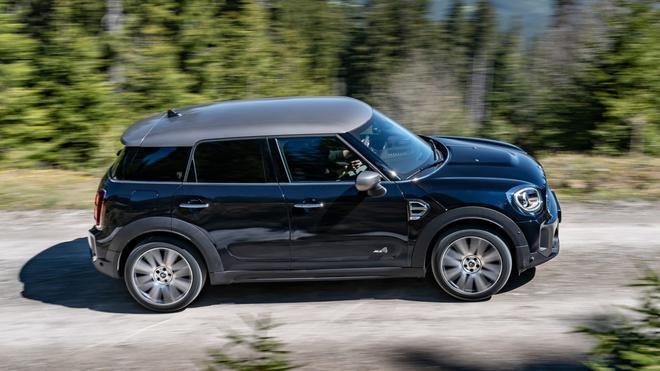 MINI考慮再推一款更大尺寸SUV 定位在COUNTRYMAN之上