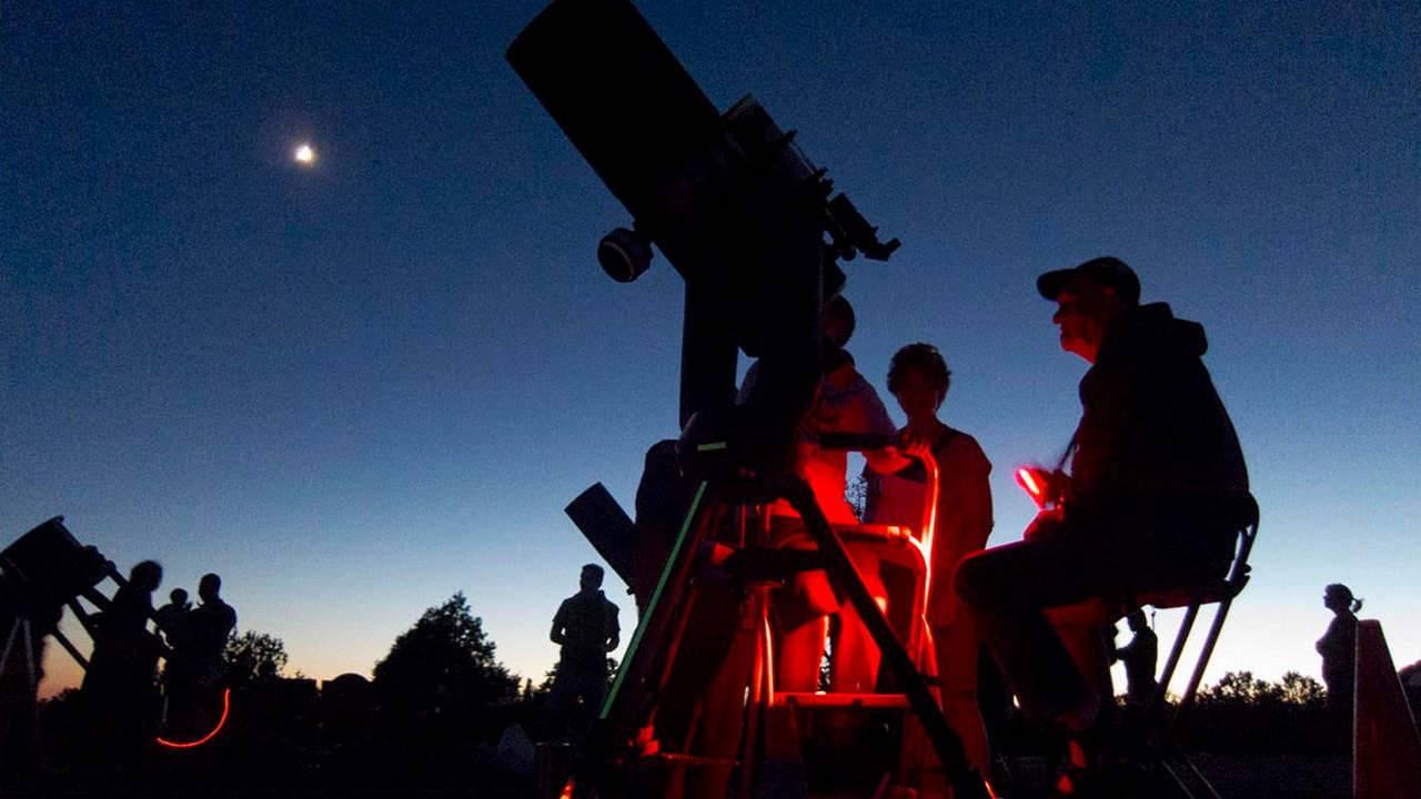 望远镜购买指南第二部分:如何挑选望远镜