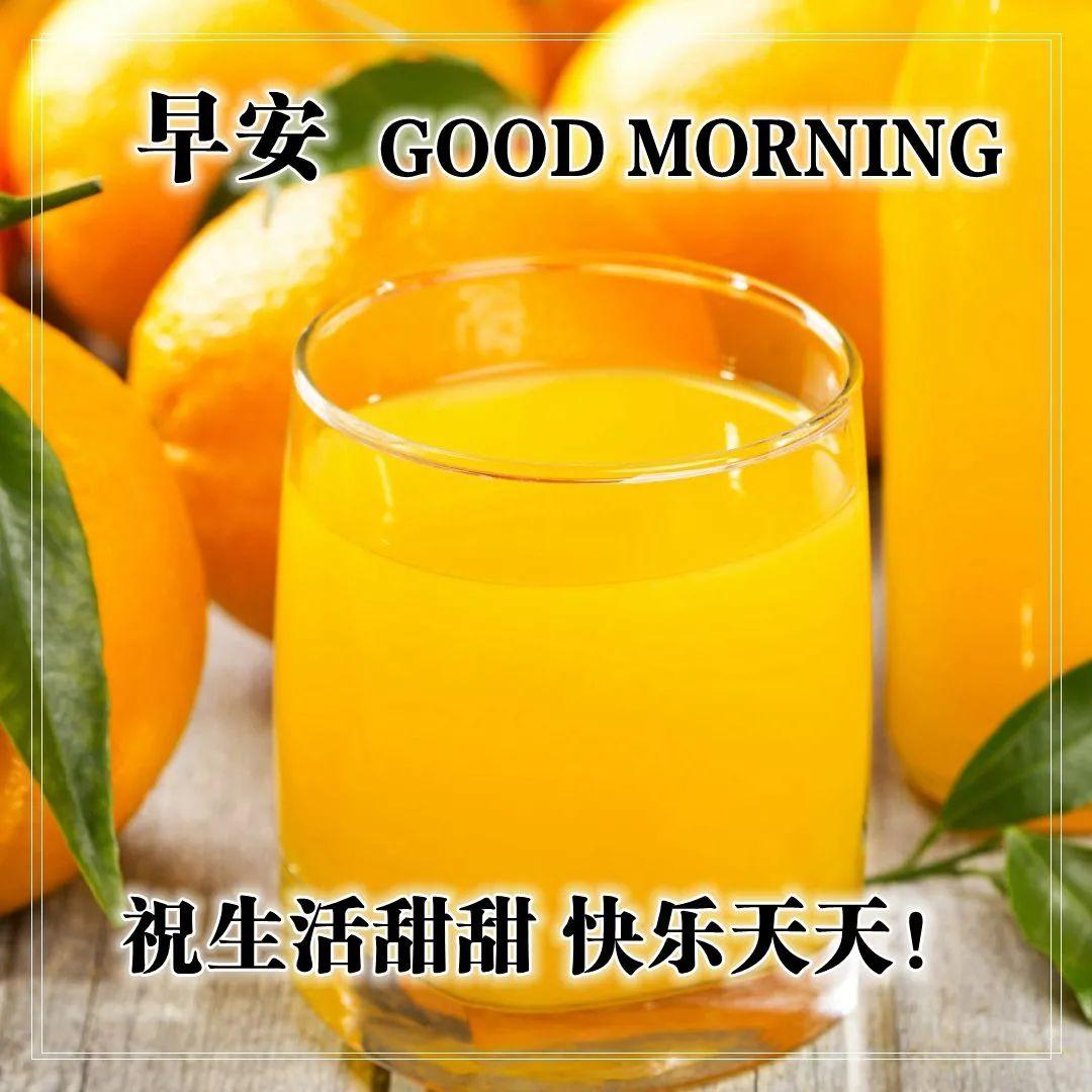 早上好图片 祝福语问候语 早上好问候专辑 问候语大全
