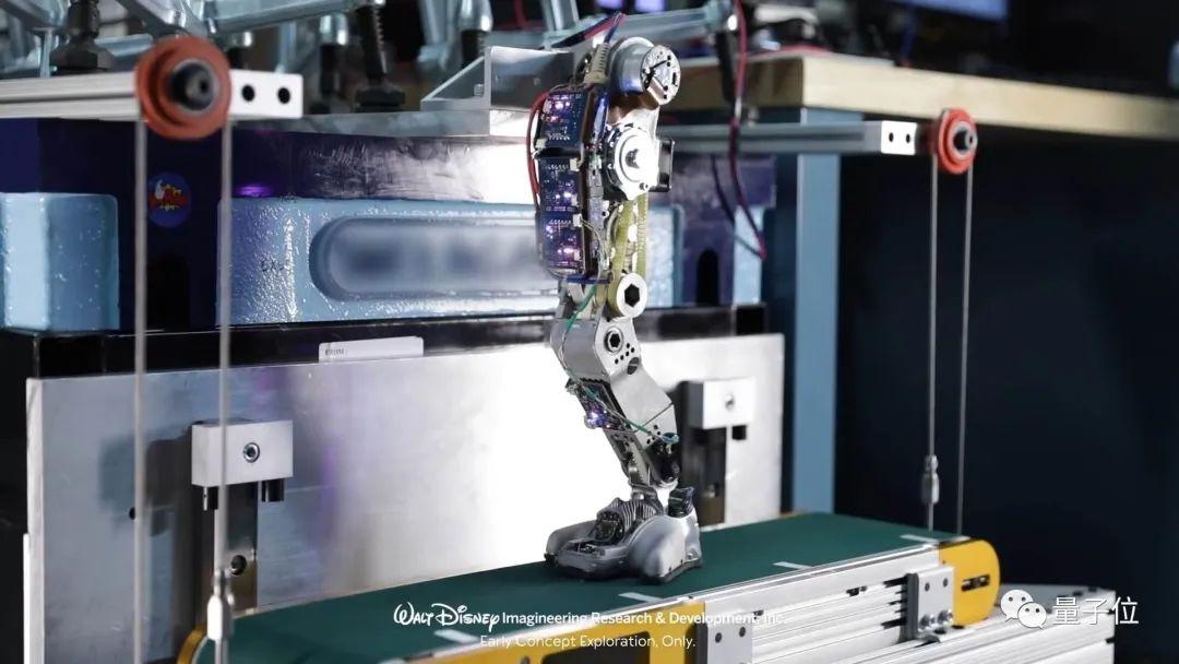 迪士尼挖角波士顿动力,耗时3年打造漫威英雄机器人,效果堪比CG