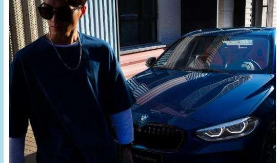 BMW 1系三厢运动轿车 着曜夜之美 立潮酷宣言