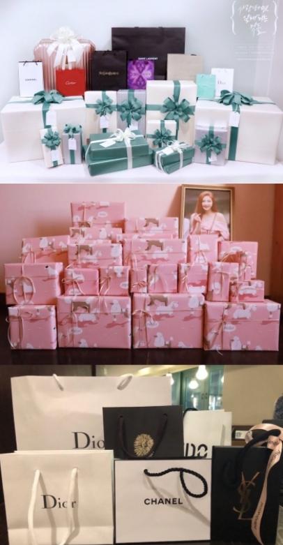 BLACKPINK收到的生日礼物超过六亿!粉丝送礼真有必要吗