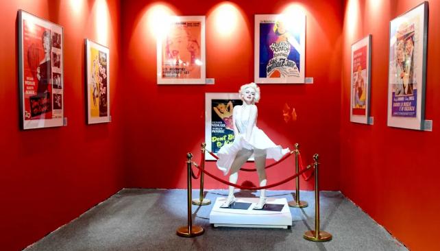 陕西西安:500张原版经典电影海报带您走进电影发展史