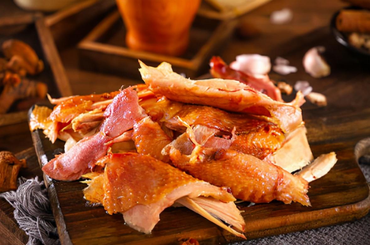 街边烤鸭烧鸡为什么那么便宜 1只一二十元 能放心吃?
