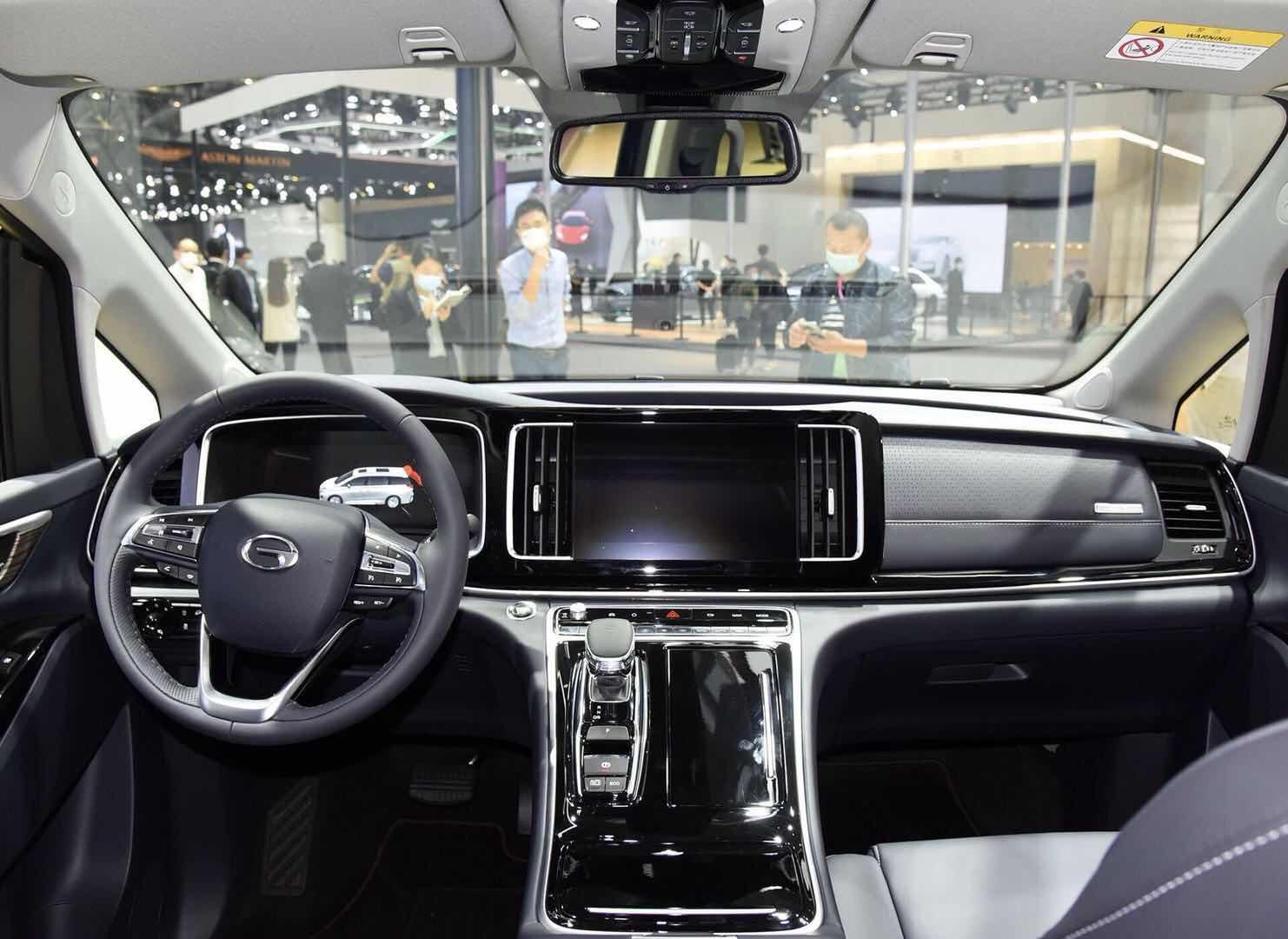 中国人买中国车—全新上市自主20万级MPV,舒适稳重且精致