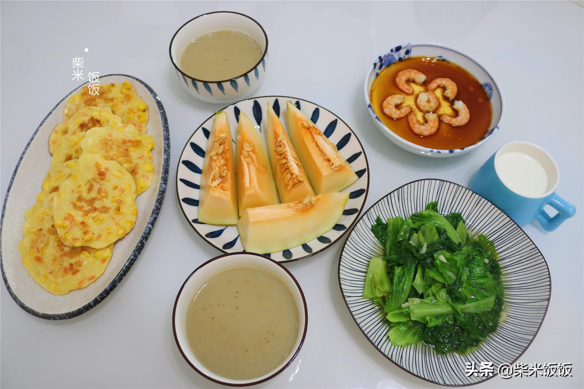 早餐就喜欢这样的,不需要起太早,做法简单,营养搭配又好吃 美食做法 第1张