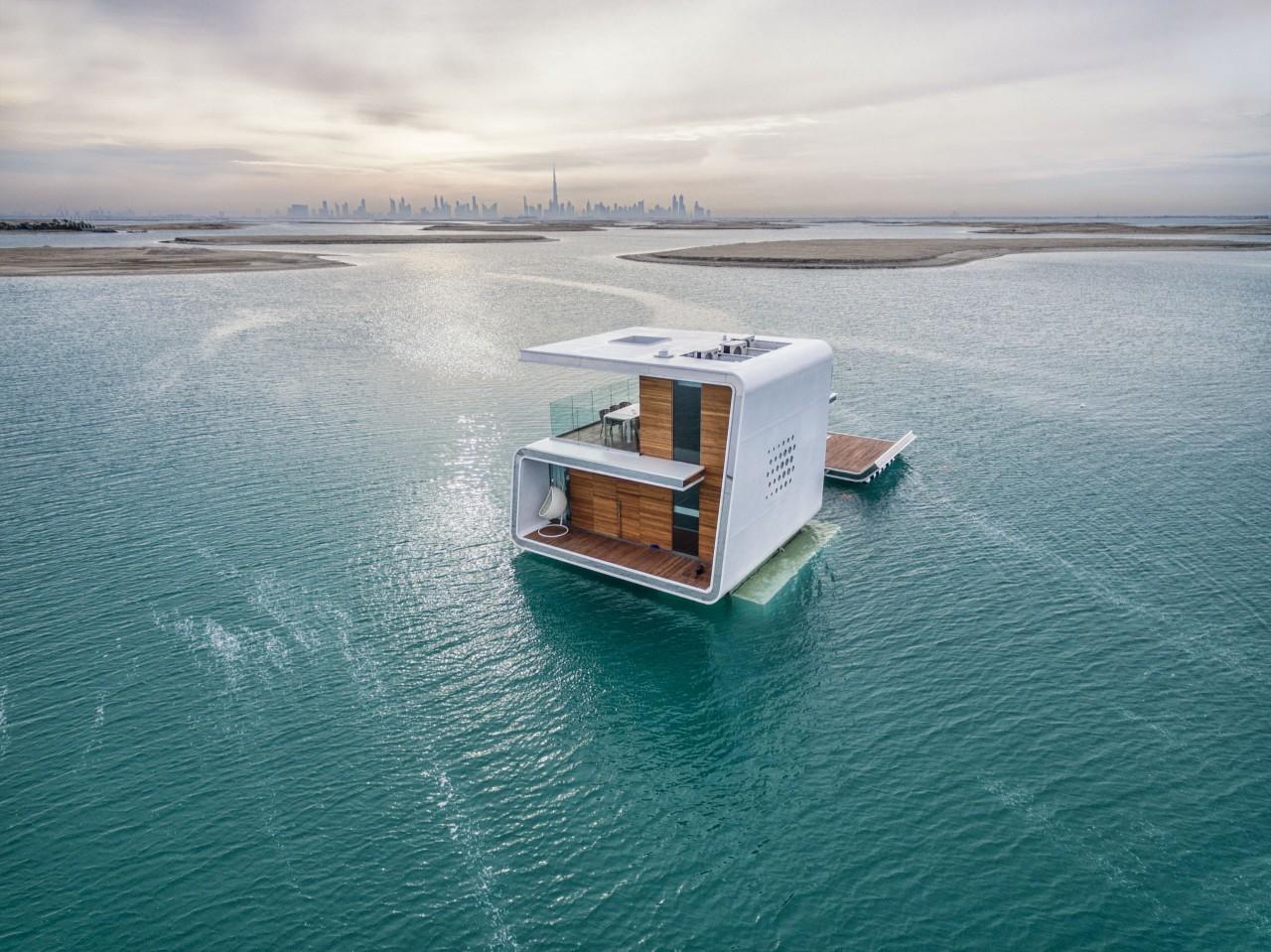 """""""打工人""""奋斗一生只为地面上的房子,而迪拜已经住海下别墅了"""