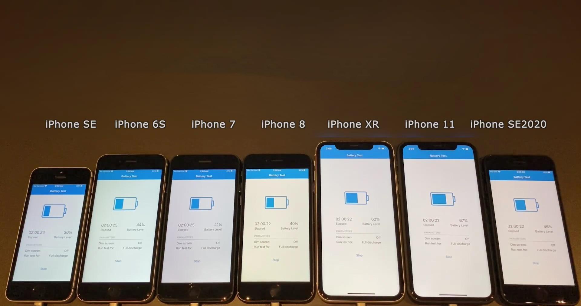 7部iPhone升级iOS14.4.2续航实测