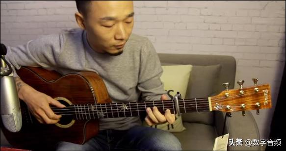 「Finger吉他」梅小贱:指弹吉他系统入门