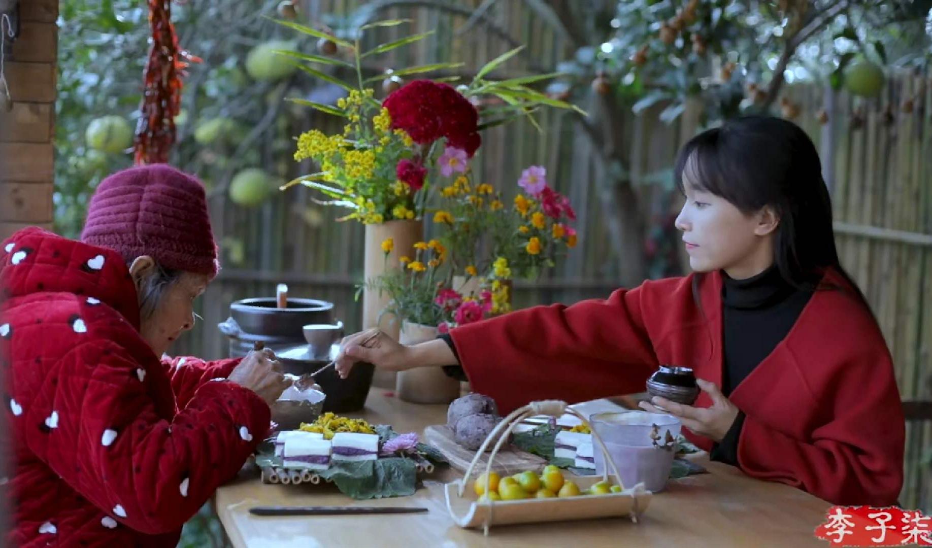 记者采访网红李子柒被怼是什么原因,李子柒是个怎样的人