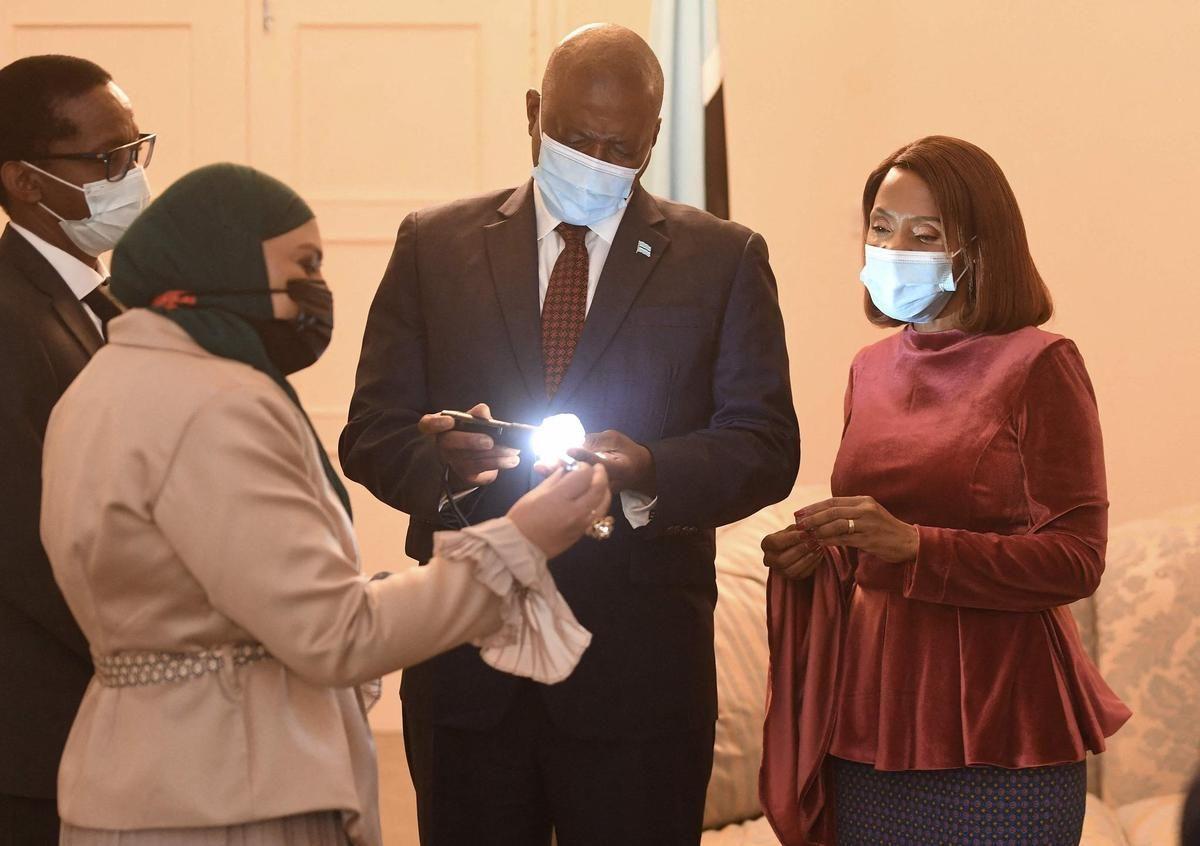 重达1174克拉,巨型钻石再现非洲博茨瓦纳!钻石骗局是真的吗?