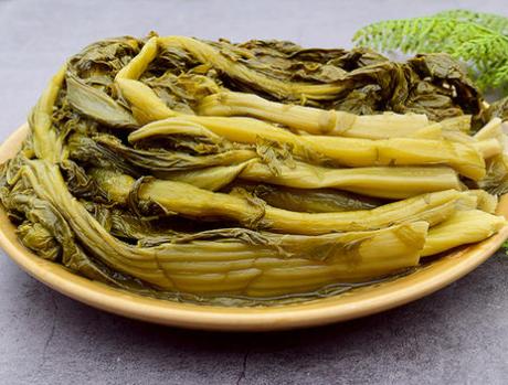 腌酸菜做法 不发霉不长毛吃一年也不坏
