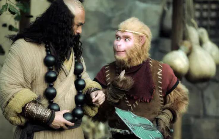沙僧的九個骷髏頭是誰?八戒的兒子曾遇到過