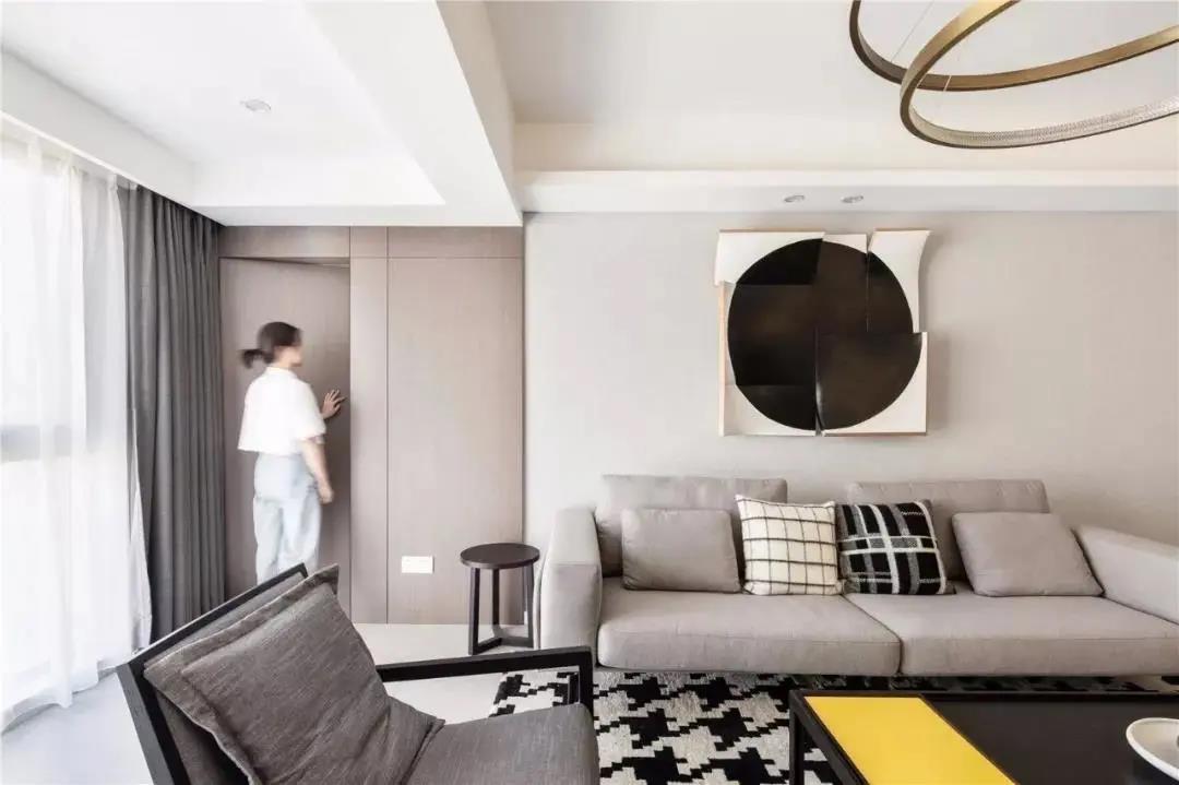 木饰面用在这几个地方,轻松打造高级空间感