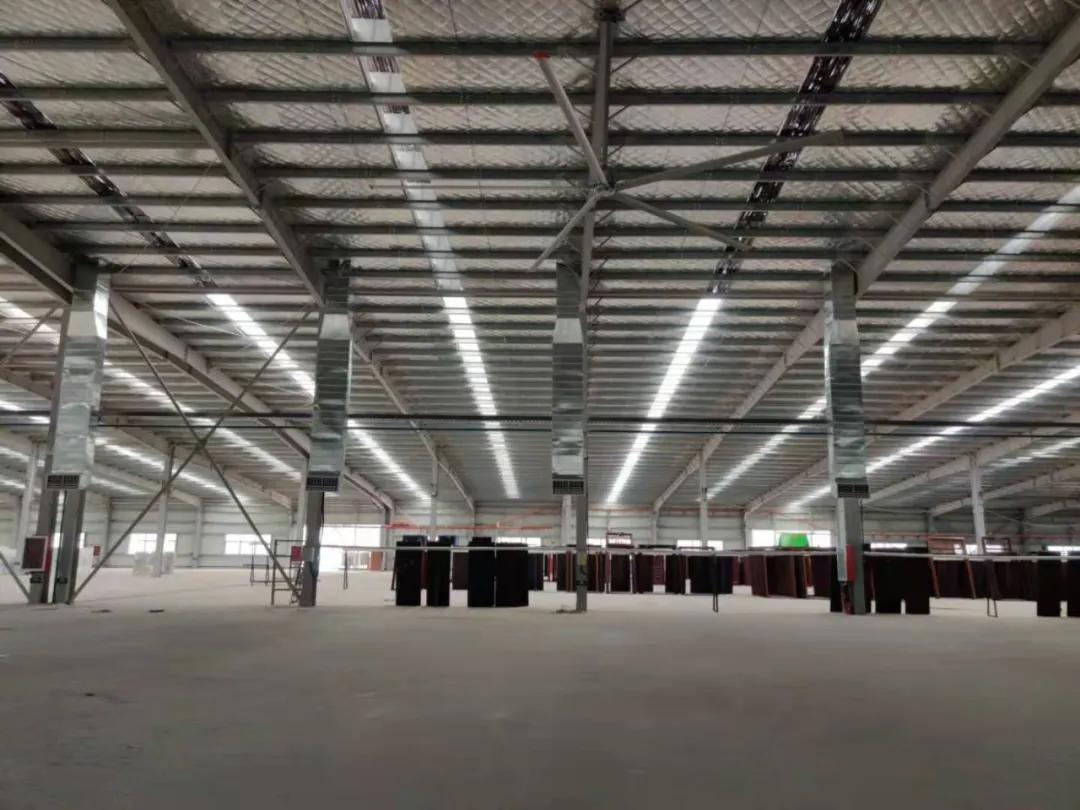 大型钢结构厂房竞博jbo首页有哪些高效又经济适用的解决方案?