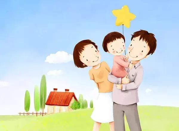 孩子成长过程中 5个关键词起了决定性的作用!