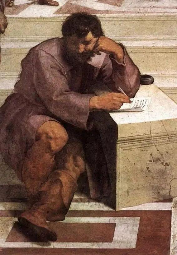 坤鹏论:愤世嫉俗的赫拉克利特 哭泣的哲学家-坤鹏论
