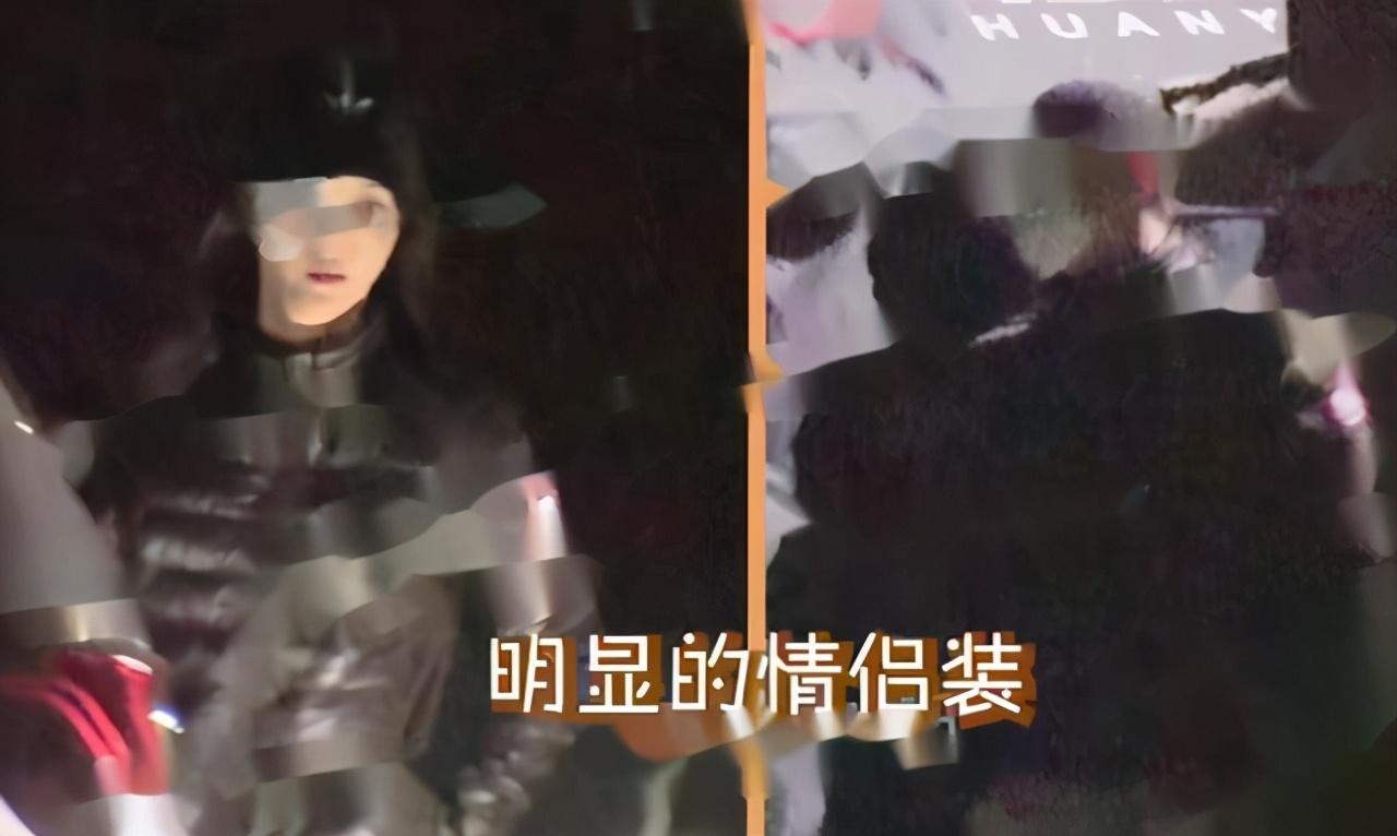 金瀚和张芷溪当街穿情侣装,工作室却闭口不言,两人被疑假戏真做