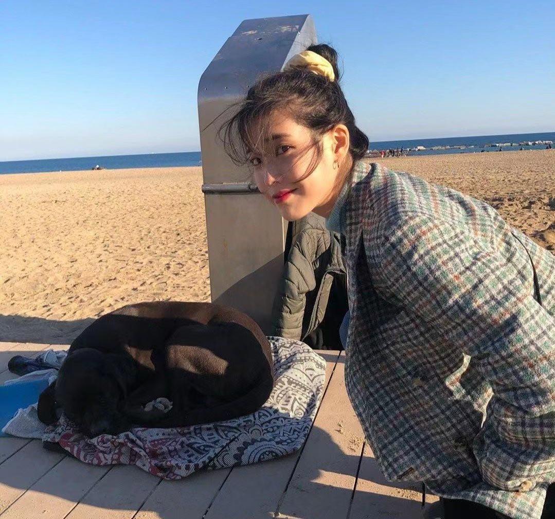 "IU新专辑:MV极具冲击感,6年前的""变态美学""又被抖出来了"