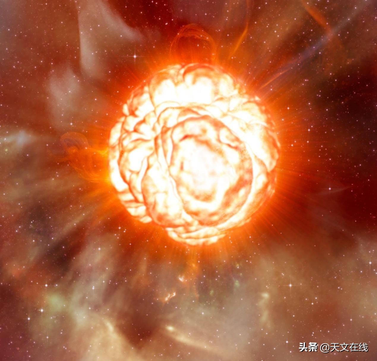 天文上的脑洞:太阳会爆炸吗?
