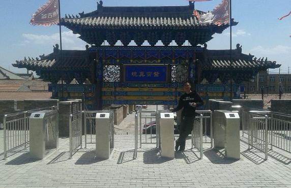惠州景区三辊闸解决错票现象