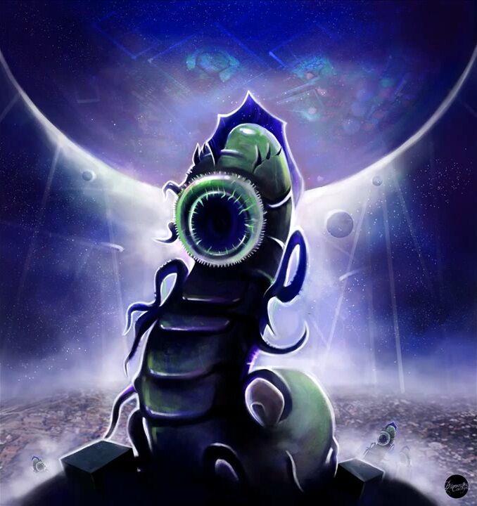 克苏鲁神话生物——耶库伯人