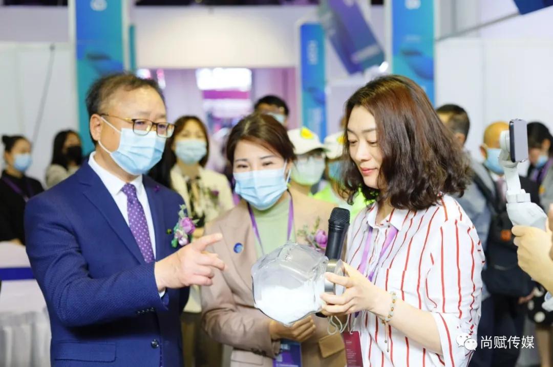 循环之商道 产业之大计———记第24届海博会暨2021中国裤装展