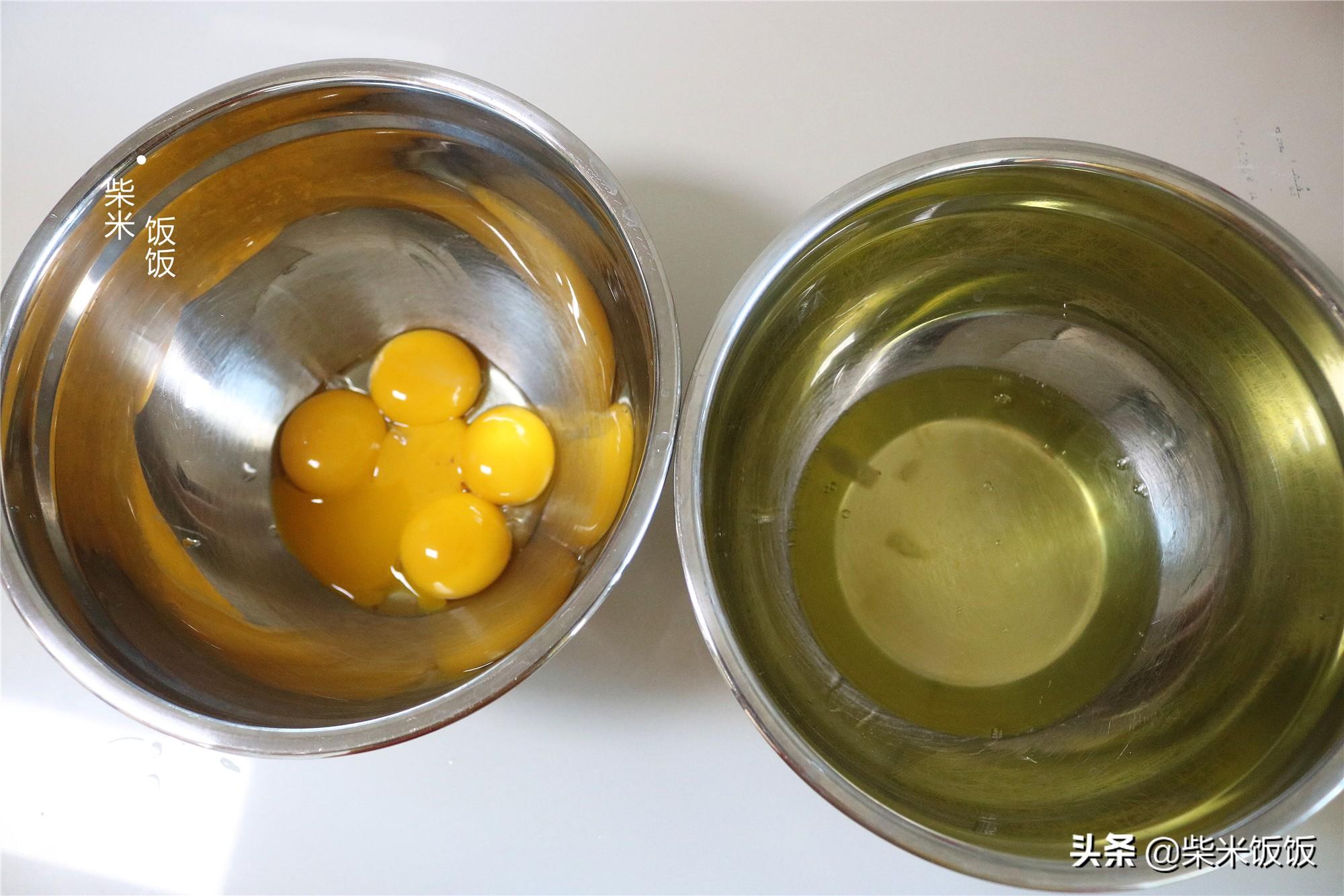 5個雞蛋,一把紅棗,教你做電飯煲蛋糕,柔軟香甜特別好吃