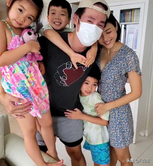 陈茵媺晒夫妻俩婚纱照庆祝结婚8周年 向陈豪发表了爱的宣言