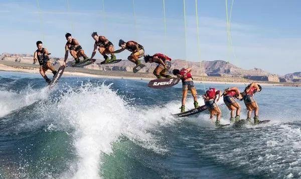尾波滑水Wakeboarding和尾波冲浪Wakesurfing的不同