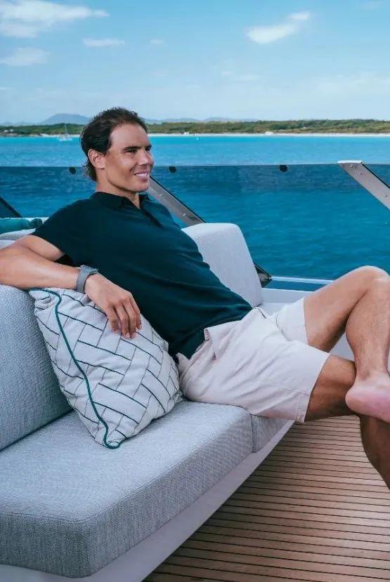 """网球冠军拉斐尔·纳达尔专访——""""大白鲨""""号是我的第二个家"""