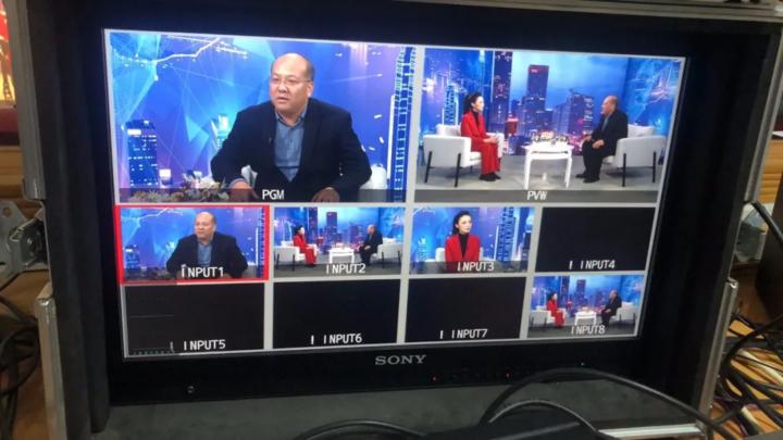和禾和电梯公司入选央视《崛起中国》电视访谈特别栏目