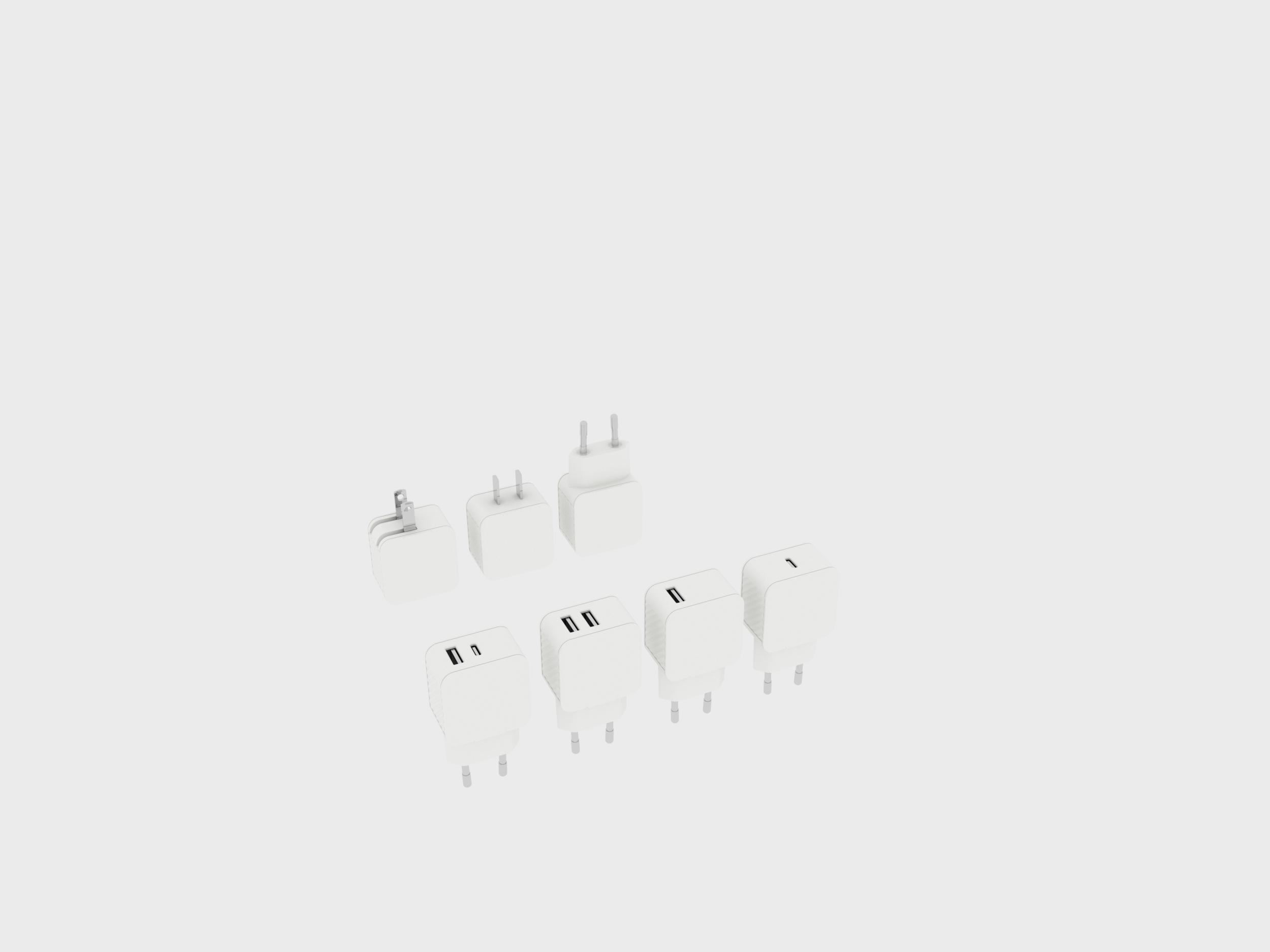 奥美丽创新设计制造5G智能电源插座系统