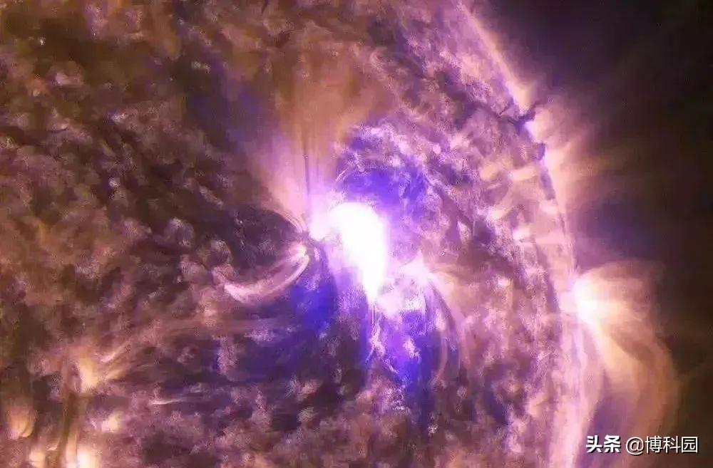 """发明新型""""太阳钟""""可以量化预知:太阳活动极端太空天气的开关"""