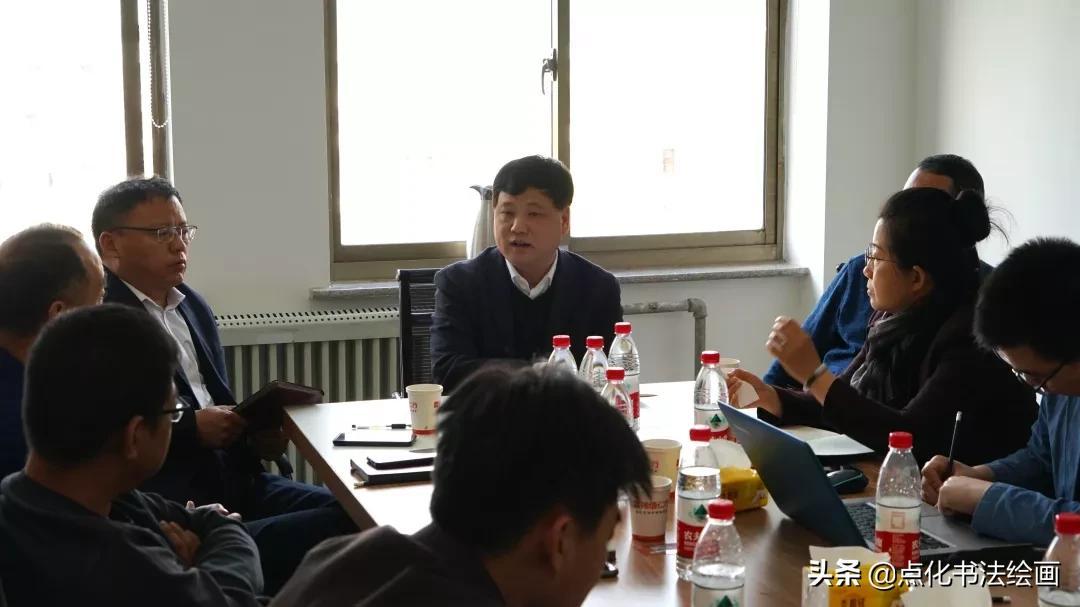 中国点化教育创始人邵树良校长携团队赴山东为区域分校助力赋能