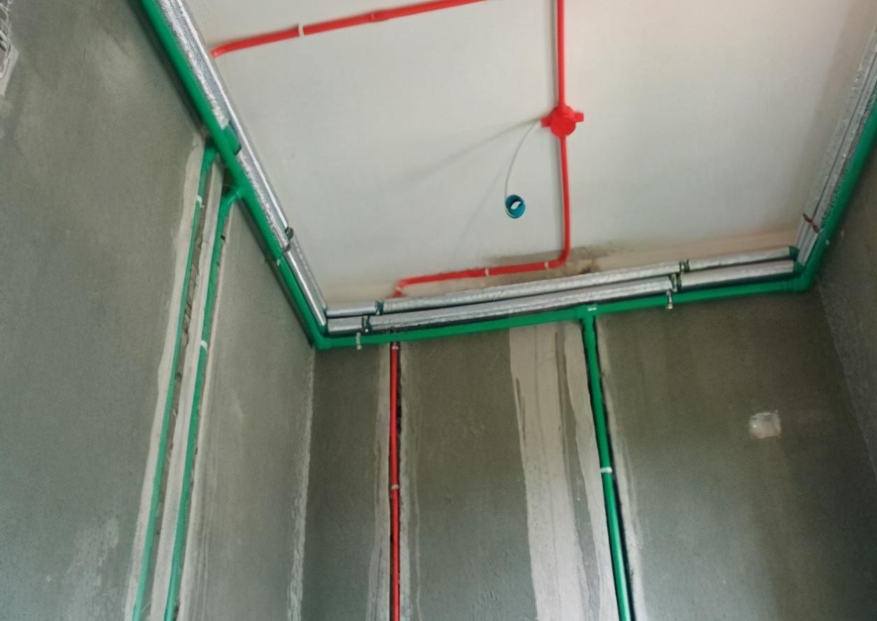 毛坯房水电走线技巧,水电走线安装图,为新房装修打下基础 家务技巧 第6张