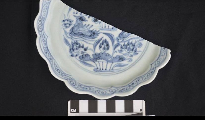 新加坡发现两艘海底沉船 内有大量中国古瓷器
