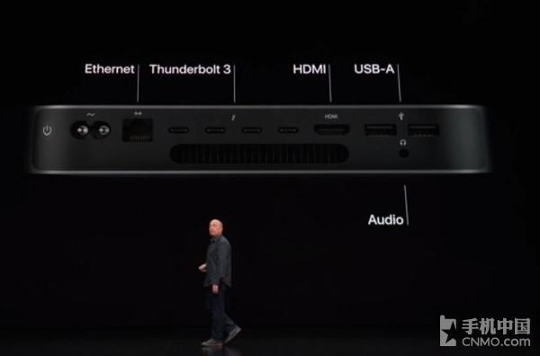 iPhone全新升級Mac mini公布 市場價799美元發展